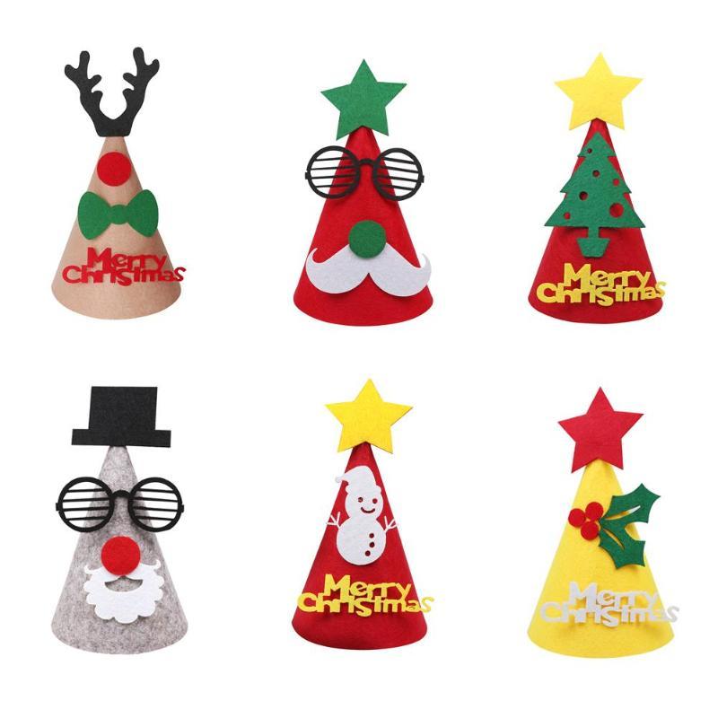 Aliexpress.com : Buy Christmas Hat DIY Handmade Hat