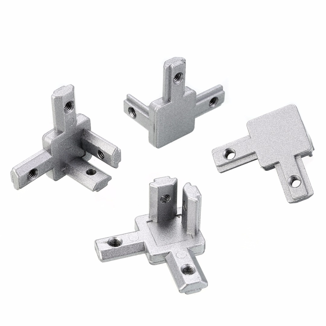 Connectors & Terminals Wire Junction Boxes 2015 High Quality Ip66 Aluminium Extrusion Box Enclosure 120*80*55 With 6 Screws And 2 Iron Mounting Feet And To Have A Long Life.