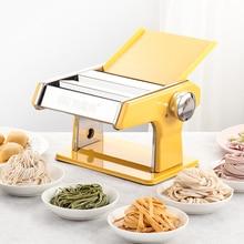 Keouke нержавеющая сталь ручная машина для приготовления пасты, лапши, машина для приготовления спагетти, резак для пасты, вешалка для лапши, кухонные инструменты