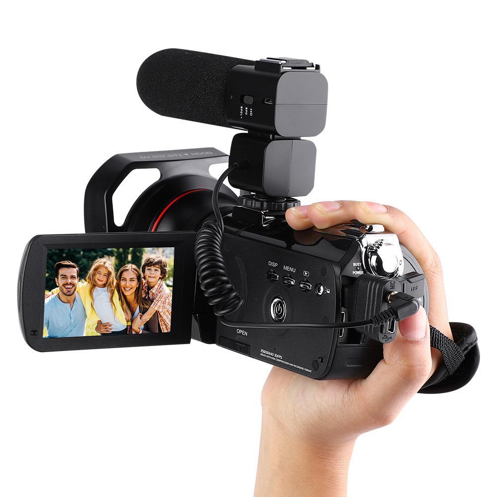 VBESTLIFE AC3-IPS 4 K WiFi 3.1 inchTouch écran numérique caméra vidéo 2019 nouveau