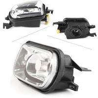 Auto Car Front Fog Light LED Driving Light Housing Cover For Mercedes Benz W203 C Class W209 W215 R230 R170 Right/Left