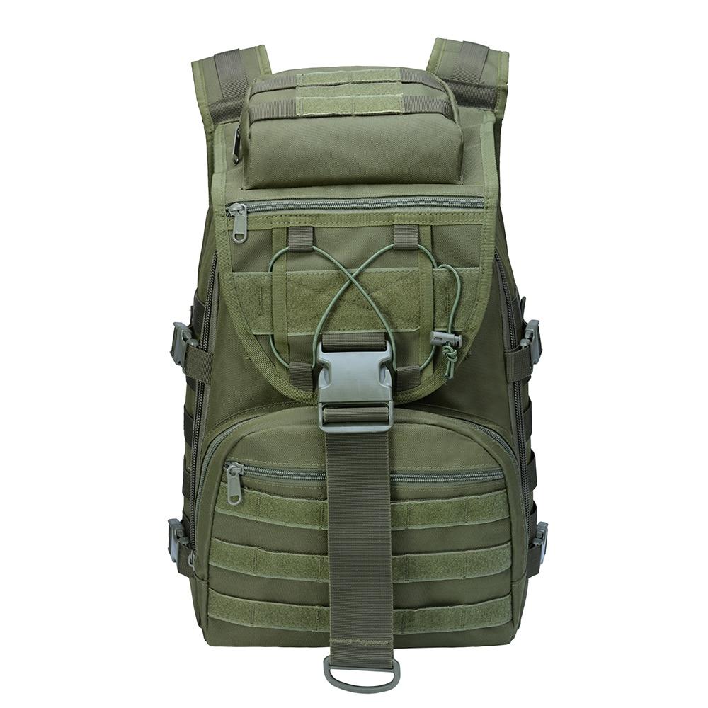 Sac à dos d'ordinateur tactique en plein air sac de Camping de randonnée