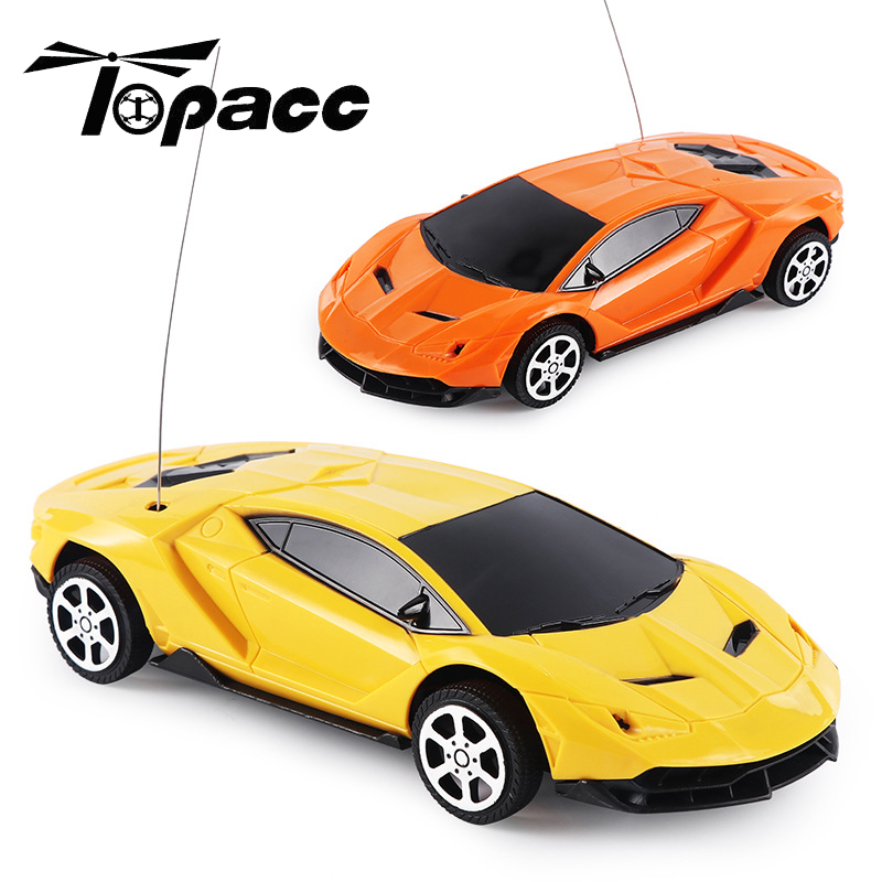 <font><b>1/24</b></font> <font><b>Scale</b></font> 19cm Racing <font><b>Car</b></font> Electric <font><b>Car</b></font> Vehicle Collection Radio Controlled Long Distance Outdoor Kid Toy Gift Decoration image