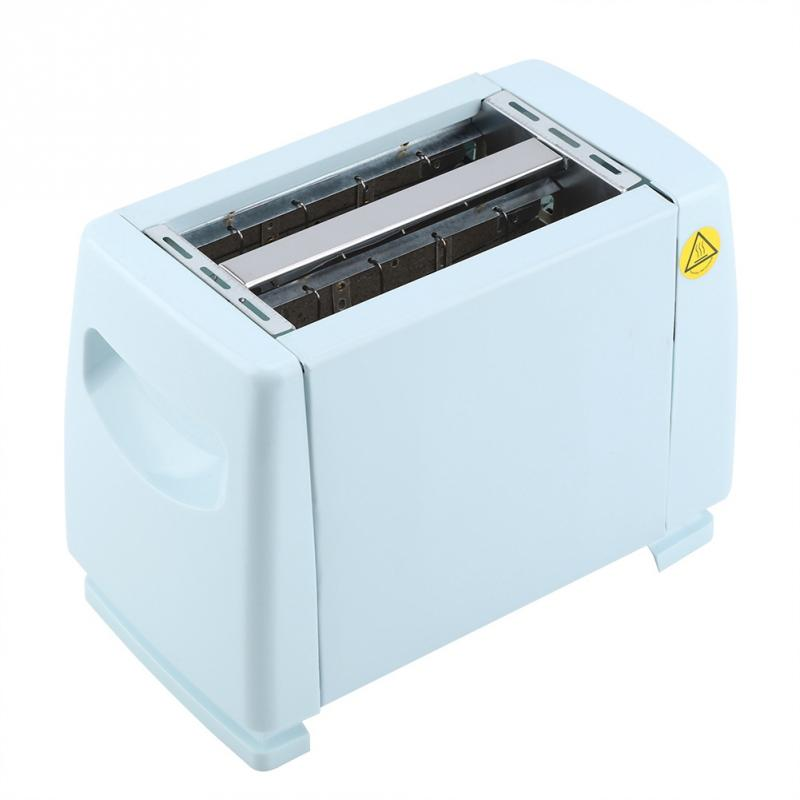 750w Stainless Steel Electric Toaster Household Automatic