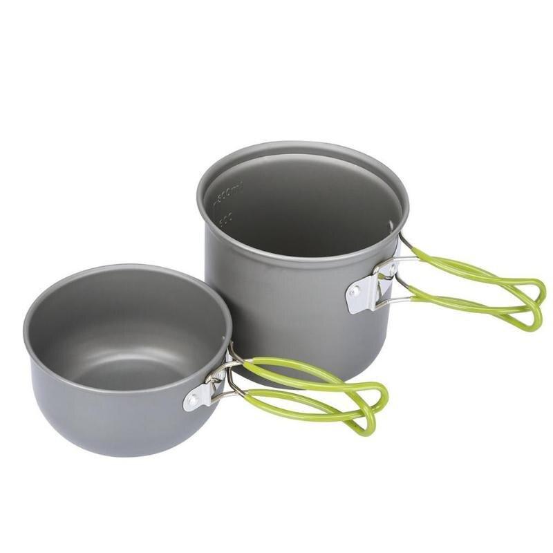 Ultralight Camping Cookware Utensils 6