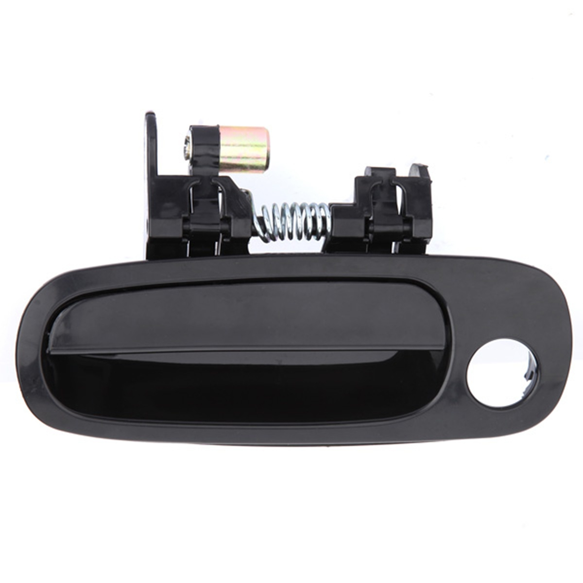 NEW Front Left Driver Side Exterior Textured Door Handle for Toyota Corolla For Chevy Prizm 1998-2002