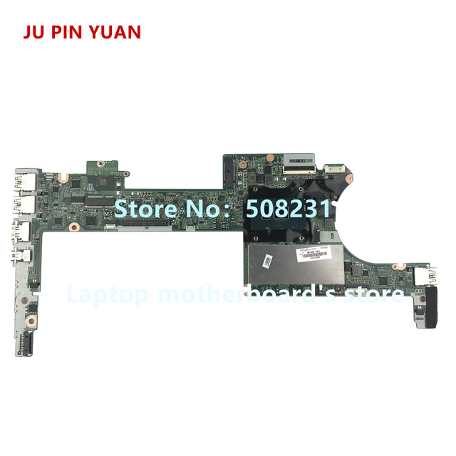 JU PIN YUAN 861992 601 DAY0DEMBAB0 mainboard for HP Spectre x360 13 4000 13 4172na Laptop Motherboard i7 6500U 8GB fully Tested