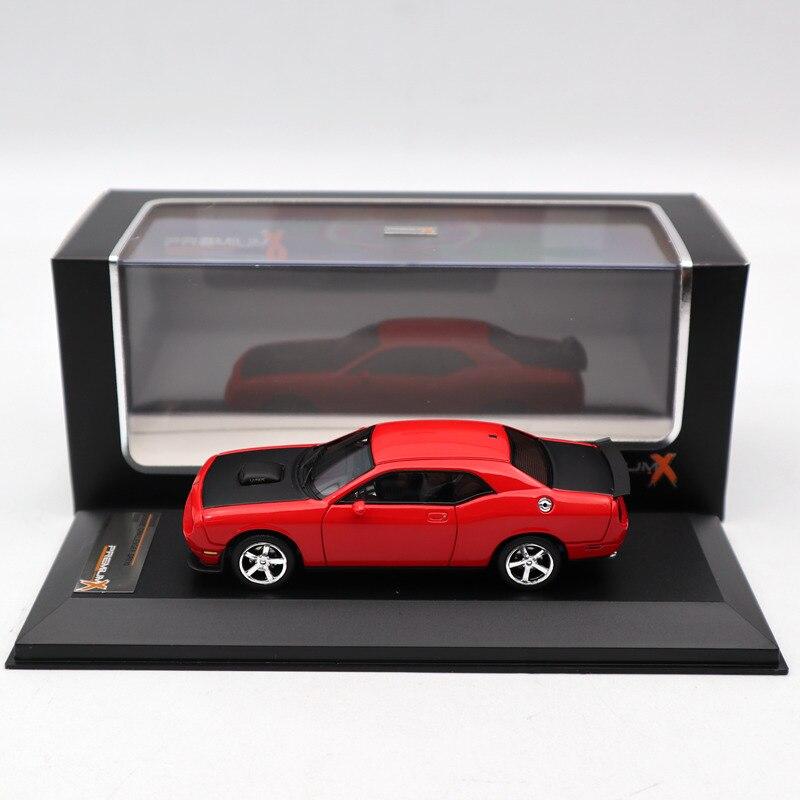 Premium X 1:43 DODGE CHALLENGER SRT10 2009 สีแดง PR0032 ของเล่นรถ Diecast รุ่น Limited Edition Collection-ใน โมเดลรถและรถของเล่น จาก ของเล่นและงานอดิเรก บน AliExpress - 11.11_สิบเอ็ด สิบเอ็ดวันคนโสด 1