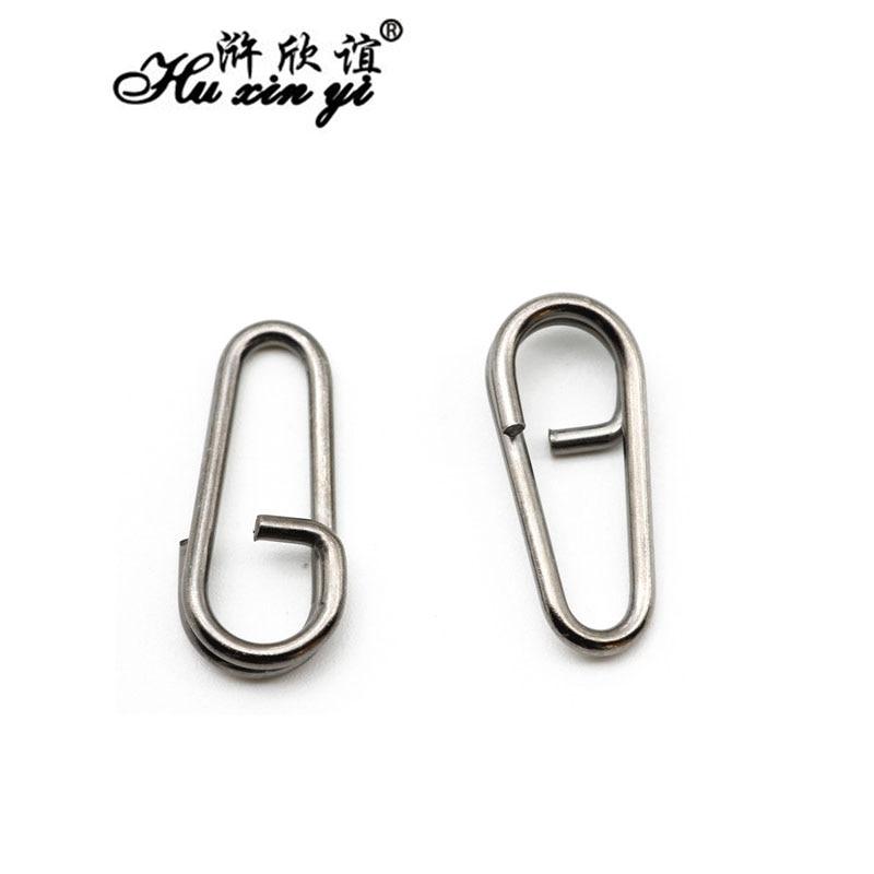 hxy pcs100 tamanho 21 18 16mm mm mm bent cabeca aneis de divisao ovais gira carpa