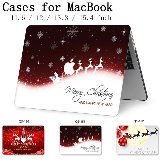 For Laptop Sleeve Case For Notebook MacBook 13.3 15.4 Inch For MacBook Air Pro Retina 11 12 With Screen Protector Keyboard Cove