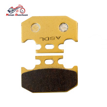 цены Brake Pads Front Rear Motorcycle Ceramic Spare Parts For SUZUKI  TS 125 DR 250 350 RMX 250 DR-Z 250 ATV Brake Disks