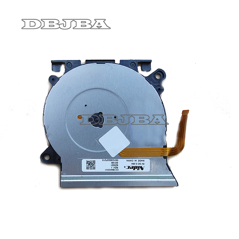 цена New Fan for Microsoft Surface Book NIDEC CC184K05V1 CPU Cooling Fan