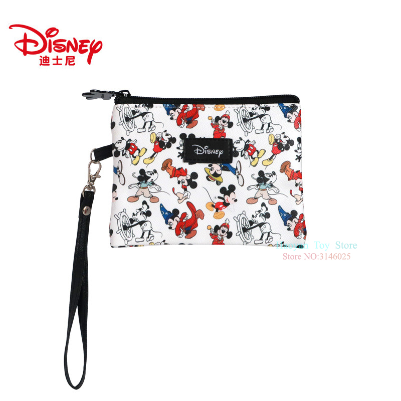 Nappy Changing Genuine Disney Hot Sale Mickey Mouse Fashion Mommy Bag Multi-function Women Bag Wallet Purse Bag For Girls Gifts Dropshipping