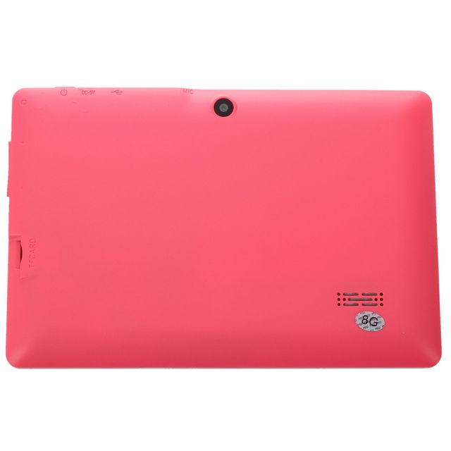 7 inch Android Google Tablet PC 4.2.2 8GB 512MB DDR3 Quad-Core Camera Capacitive Touch Screen 1.5GHz WiFi 2