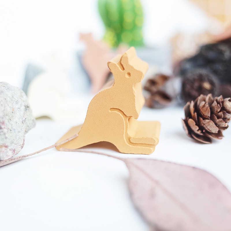Silicone Baking Khuôn Khối Băng Khuôn Hình Khủng Long Unicorn Cây Xương Rồng Kangaroo thiết kế TỰ LÀM Bánh Kẹo Mềm Sô Cô La nấm mốc