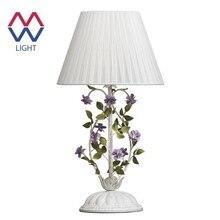 Настольная лампа Букет 1*40W E27 220 V