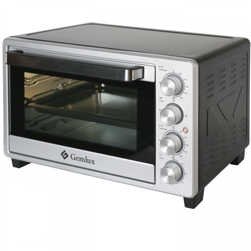 Mini oven GEMLUX GL-OR-1636MN