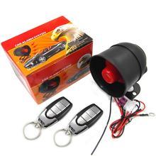 Автосигнализация устройства-вибрационные сигналы устройства защиты от угона обрезки Установка для автомобиля 12V Мотоцикл Грузовик M810-8115