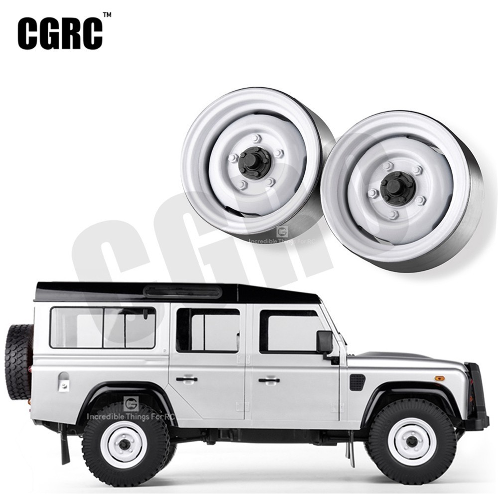 Classic 4pcs Metal 1.9inch Wheel Hub Rim Beadlock For 1/10 RC Crawler Car TRX4 Defender Bronco RC4WD D90 D110 Axial SCX10 90046Classic 4pcs Metal 1.9inch Wheel Hub Rim Beadlock For 1/10 RC Crawler Car TRX4 Defender Bronco RC4WD D90 D110 Axial SCX10 90046