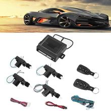 Universal Central Locking Alarm Security Kit Car