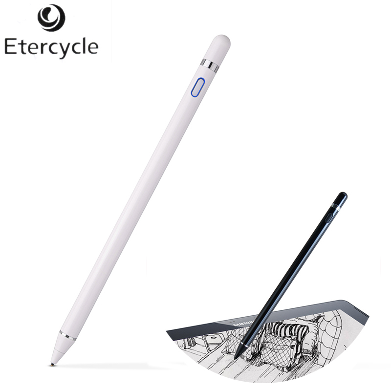 Universal Capacitive Stylus Pen for Apple Pencil High Precision Touch Screen phone Pen for ipad pro Tablet Smart pen for iphoneUniversal Capacitive Stylus Pen for Apple Pencil High Precision Touch Screen phone Pen for ipad pro Tablet Smart pen for iphone