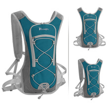 Large Capacity Sports Backpack Hydration Pack 2L Water Bladder Bag Organizer