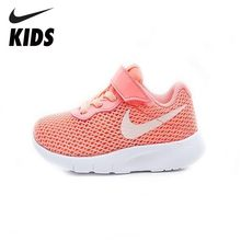 NIKE TANJUN (PSV) Kids Original Breathable Sports Children Running Shoes Lightweight Comfortable Sneakers#844872-602(China)