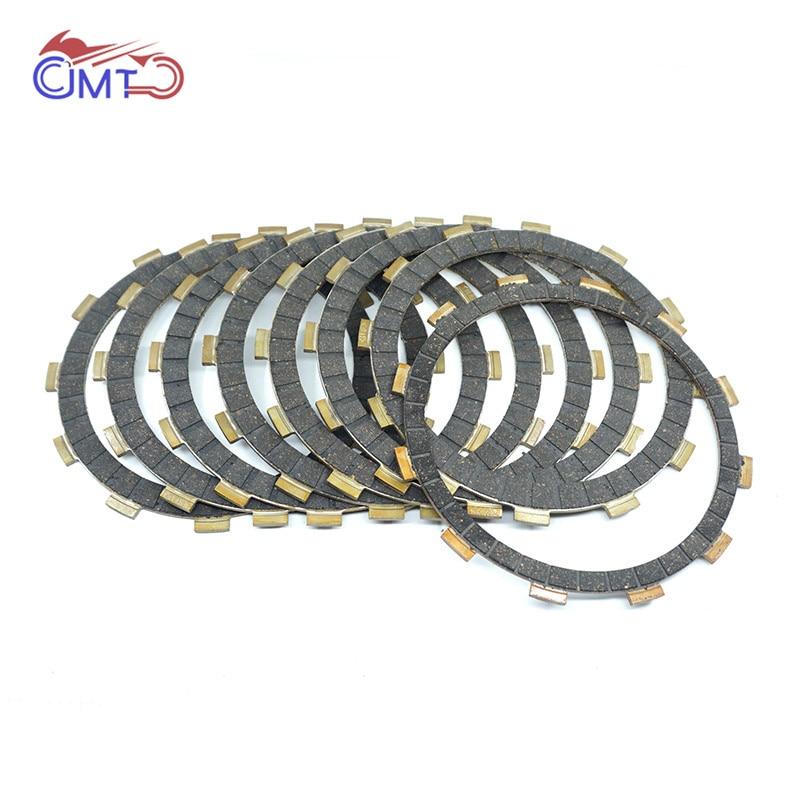 Clutch Plates Kit For CR250R 90-07 CRF450R 02-10 CRF450X 05-15 CR500R 90-01 New