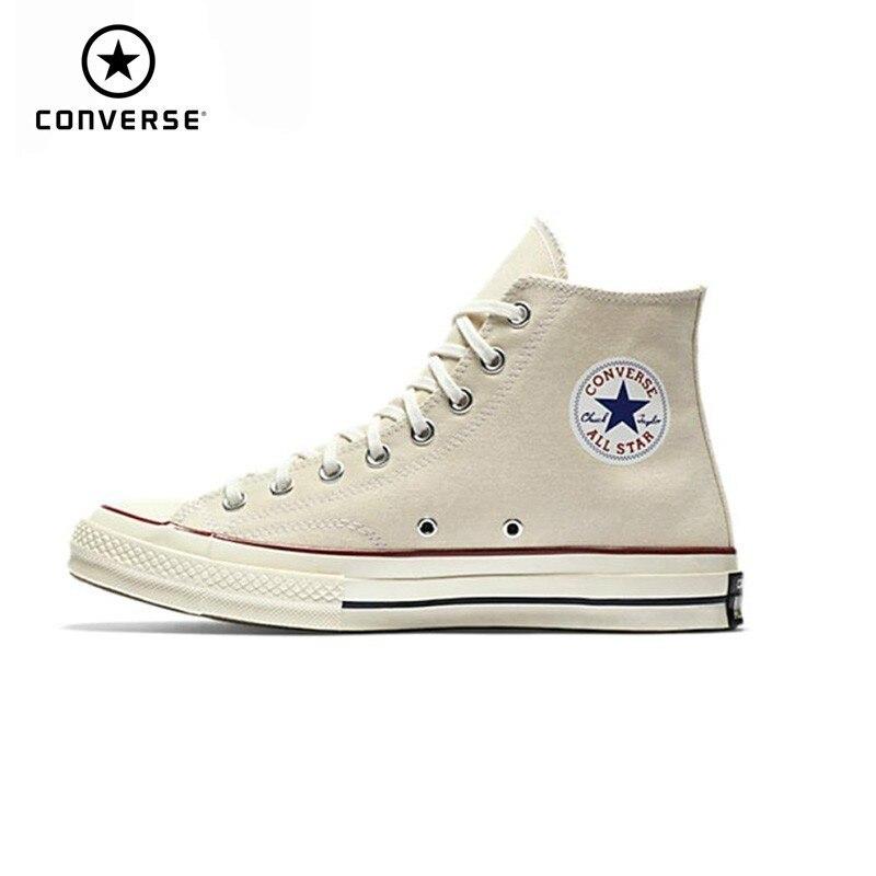 Converse Chuck Taylor All Star '70 chaussures de skate Original classique unisexe toile Anti-glissant respirant baskets
