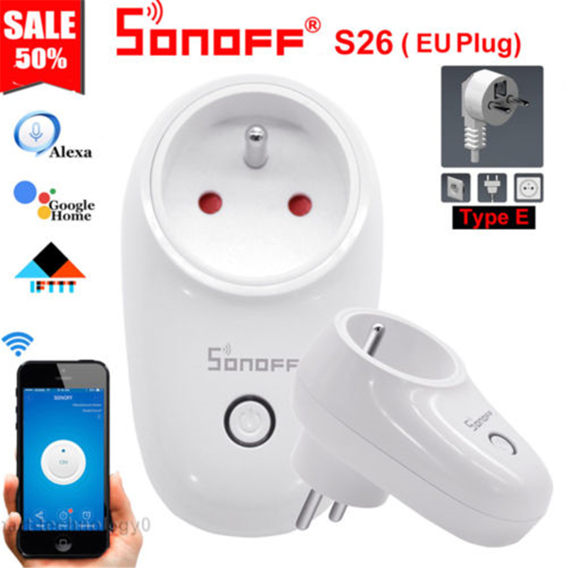 top 8 most popular wifi smart power socket timer list and