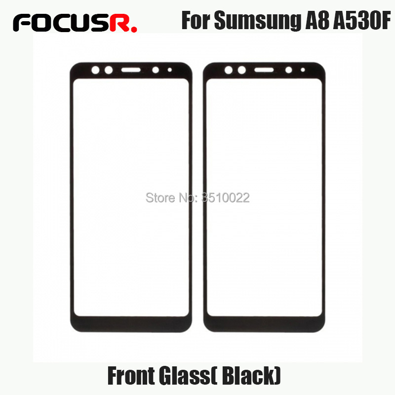 Replacement Outer Glass Lens For samsung A8(2018)/A530F LCD Touch Screen Front Glass Outer Panel repair parts