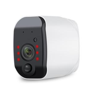 Image 3 - JIENUO Batterie WiFi Kamera 1080 p Volle HD Wiederaufladbare Powered Outdoor Indoor Sicherheit IP Cam 110 Weiten Blickwinkel wireless 2 weg