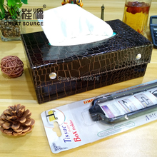 Fashional Car Tissue box Paper Holder Folding Box for Facial Free Shipping
