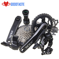 2018 Hot Sale Deore Xt For Shimano Deore Slx M7000 Groupset Mtb Mountainbike 11 fach 40 T Schaltwerk Schalthebe Parts Bicycle