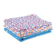 Четырехслойные противоскользящие подушечки для взрослых, Моющиеся Многоразовые подушечки для пожилых людей, личная забота о здоровье