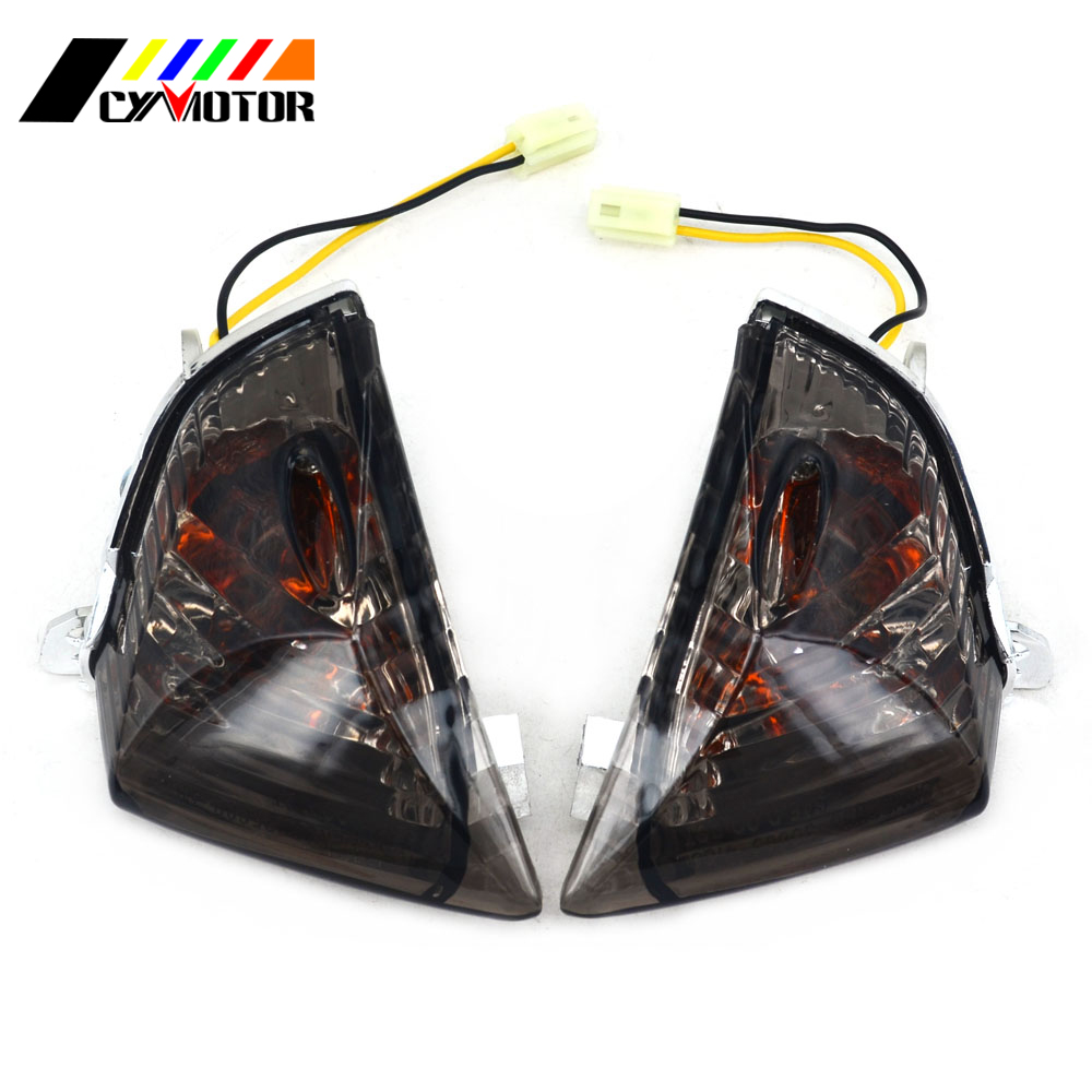 Motorcycle Turn Indicator Signal <font><b>Light</b></font> Lens For SUZUKI GSXR600 GSXR750 2006 2007 GSXR1000 05 06 <font><b>GSXR</b></font> <font><b>600</b></font> 750 1000 image