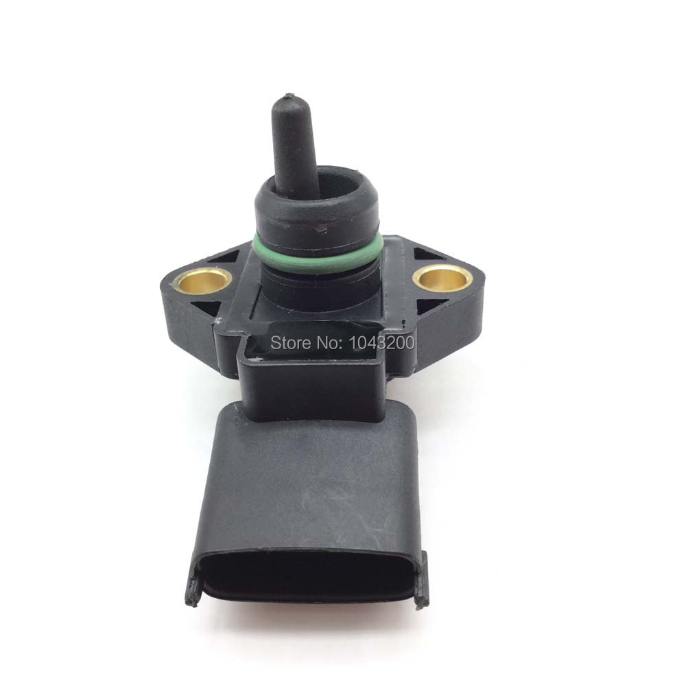 0281002205 For Land Rover Iveco Chrysler MAP Manifold Air Pressure Sensor Vehicle Parts 99455421 MHK100640 0281 002 205 in Pressure Sensor from Automobiles Motorcycles