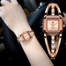 Trend Casual Ladies Watch 2019 New Bracelet Watch Women Waterproof Fashion Female Student Korean Simple Clock Relojes Para Mujer