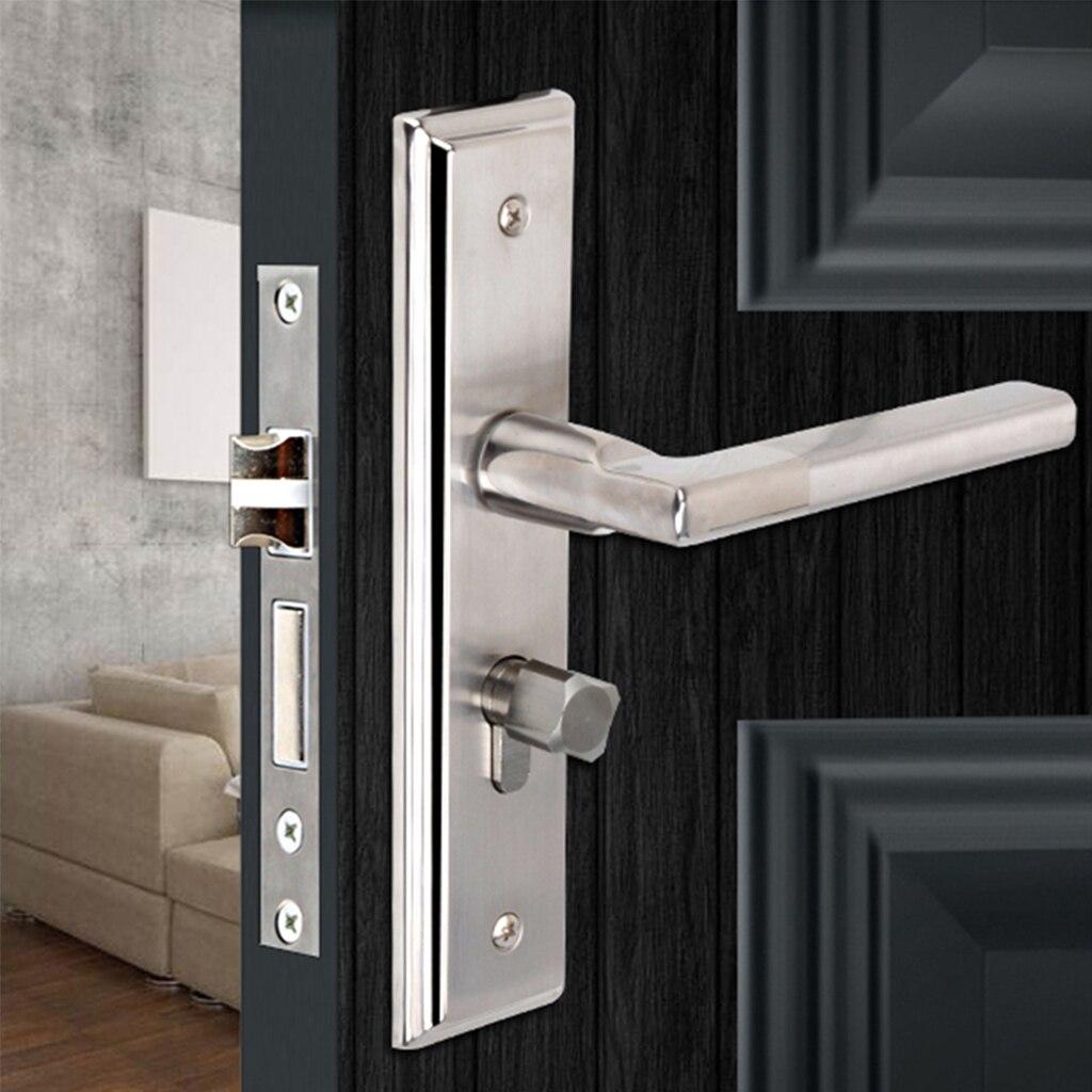 with Three keys for office or front door #5 Entrance Lever door handle