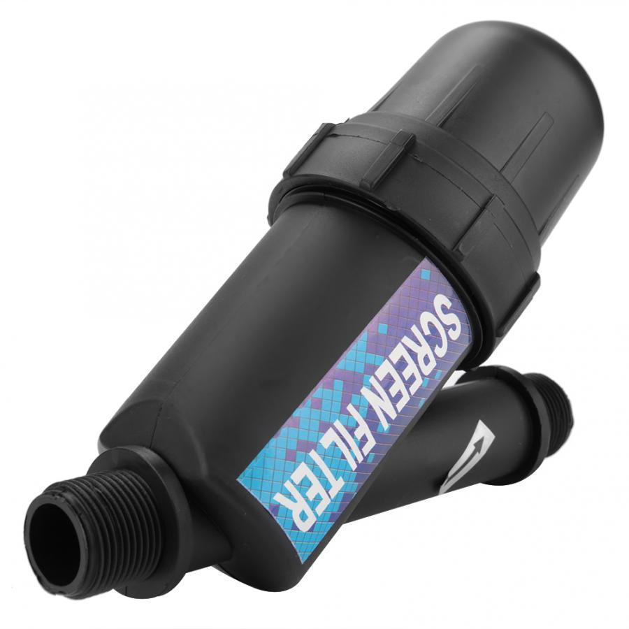"Ausrüstung 3/4 ""große Kapazität Disc Filter Für Tropf Bewässerung Wasser Tank Pool Pumpe Blei Pistole"