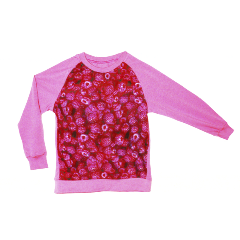 Cardigan for girls Kotmarkot 15502 zip up jaquard sweater cardigan