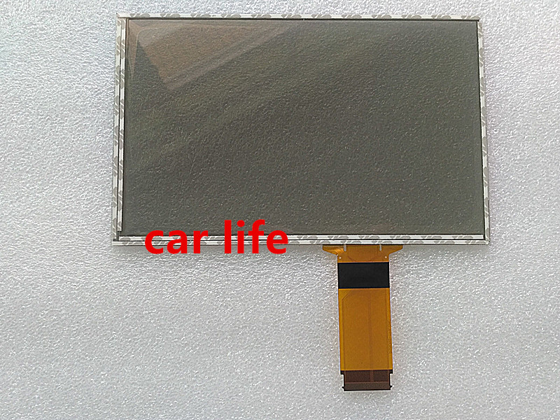 1 piece 8 inch 45 pins glass touch screen Digitizer Lens panel Capacitive screen for LQ080Y5DE01