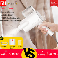 Xiaomi Deerma DEM HS006 Foldable Handheld Garment Steamer Steam Iron Household Portable Small Clothes Wrinkle Sterilization
