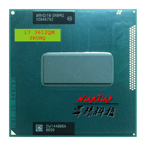 Intel Core i7-3612QM i7 3612QM SR0MQ 2.1 GHz Quad-Core Eight-Thread CPU Processor 6M 35W Socket G2 / rPGA988B