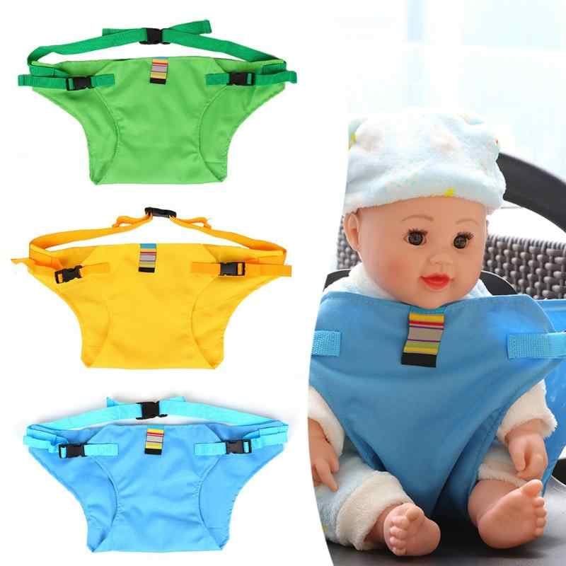 Baby Booster Seat for Dining Chair Baby Dining Chair Safety Belt Portable Baby Seat Lunch Chair Seat Stretch Wrap