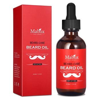 Beard Nourishing Oil Beards Hair Thicker Essence Professional Men Beard Growth Enhancer Facial Nutrition Beard Care Products 3