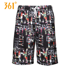 361 Men Board Shorts Mnes Swimming Surfing Beach Pants Sports Quick Dry Mens Trunks Boxer Swim suit Male Wear