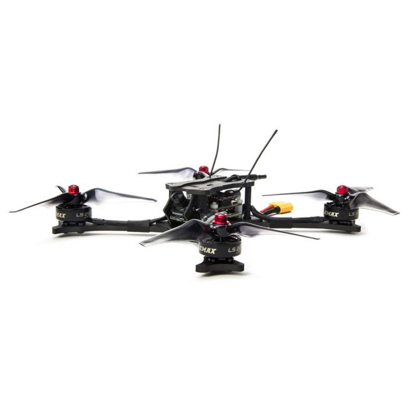 EMAX Hawk 5 5.8G 600Tvl F4 Fc210Mm caméra Drone Fpv course Drone quadrirotor avec récepteur Frsky Rc Dron E011 X220S