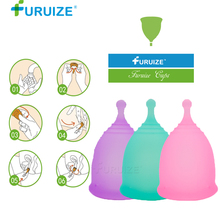 Furuize Copa menstrual Lady Cup Feminine hygiene reusable period Menstrual cup Good than pads Health Care Women cup Suit Sport
