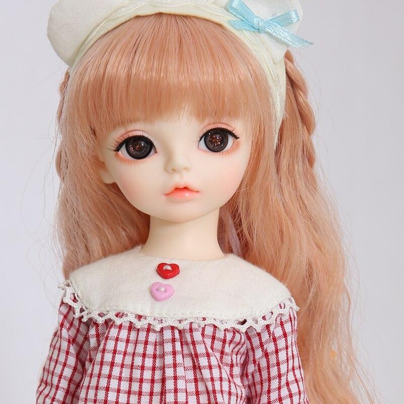OUENEIFS Iris BJD YOSD Doll 1 6 Body Model Baby Girls Boys High Quality Toys Shop